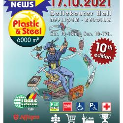 Plastic & Steel 2018 (BE) - Discount 20% on pre-order - News