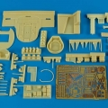 Accessory for plastic models - He 111H-4 interior set