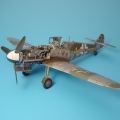 Accessory for plastic models - Bf 109G-6 detail set