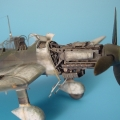 Accessory for plastic models - Junkers Ju 87D STUKA detail set