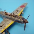 Accessory for plastic models - Ki-61 I HIEN detail set