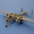 Accessory for plastic models - Heinkel He 219A-7 UHU detail set