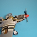 Accessory for plastic models - P-51B/C Mustang detail set