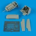 Accessory for plastic models - Spitfire F Mk. 22 detail set
