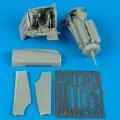 Accessory for plastic models - Spitfire F Mk. 24 detail set
