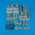 Accessory for plastic models - A-4M Skyhawk detail set