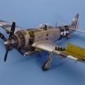 Accessory for plastic models - P-47D THUNDERBOLT detail set