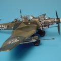 Accessory for plastic models - Junkers Ju 87 G STUKA  detail set