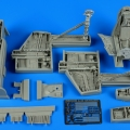 Accessory for plastic models - A-4E/F Skyhawk details set