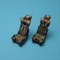 Accessory for plastic models - Martin Baker Mk H7 seats - (F-4 version)