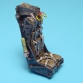 Accessory for plastic models - M.B. Mk 4BS ejection seat for later F3H-2 Demon