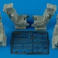 Accessory for plastic models - M.B. GRUEA-7 (EA-6B) ejection seats