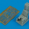 Accessory for plastic models - M.B. Mk-12/A ejection seat (British Harriers)