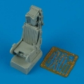 Accessory for plastic models - SJU-8/A Ejection seat (a-7E late)