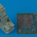 Accessory for plastic models - M.B. Mk.4-CA-2 ejection seat