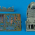 Accessory for plastic models - KM-1 ejection seat