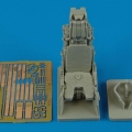 Accessory for plastic models - M.B. Mk 16A ejection seat for EF 2000A