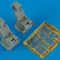 Accessory for plastic models - M.B. Gruea-7 (A-6E/EA-6A) ejection seats