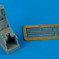 Accessory for plastic models - SJU-17 ejection seat (F-18E)