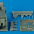 Accessory for plastic models - ESCAPAC 1A-1 A-4/A-7 ejection seat