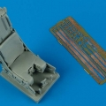 Accessory for plastic models - SJU-17 ejection seat for F-18E