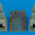 Accessory for plastic models - SJU-17 ejection seats for F-18F/F-14D