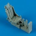Accessory for plastic models - F-84G ejection seats with safety belts