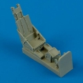Accessory for plastic models - F3H-2 Demon ejection seat with safety belts