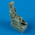 Accessory for plastic models - F-104C/J Startfighter ejection seat with safety belts