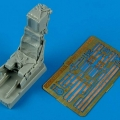Accessory for plastic models - M.B. Mk-10Q ejection seat (mirage 2000C)