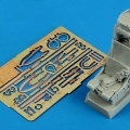 Accessory for plastic models - M.B. Mk-4BRM ejection seat