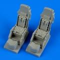 Accessory for plastic models - RA-5C Vigilante ejection seats
