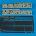 Accessory for plastic models - F/A-18 Hornet electronic bay