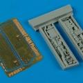 Accessory for plastic models - F-4B Phantom II electronic bay
