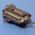 Accessory for plastic models - Junkers JUMO 211