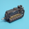 Accessory for plastic models - Daimler Benz DB 601A