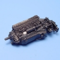 Accessory for plastic models - Merlin Mk.22