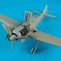 Accessory for plastic models - Fw 190A-8 engine set