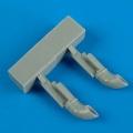 Accessory for plastic models - Swordfish Mk.I exhaust