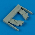 Accessory for plastic models - OV-10A/B Bronco exhaust