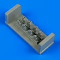 Accessory for plastic models - Yak-1/1b exhaust