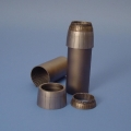 Accessory for plastic models - F-14A TOMCAT exhaust nozzles - opened