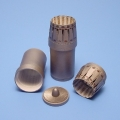 Accessory for plastic models - F-15C EAGLE exhaust nozzles