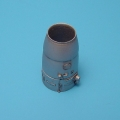 Accessory for plastic models - Junkers JUMO 004B-1 exhaust nozzles