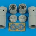 Accessory for plastic models - FG.1 British Phantom exhaust nozzles