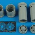 Accessory for plastic models - F-4E, F, G, J, S Phantom II exhaust nozzles