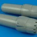 Accessory for plastic models - F-14D Tomcat exhaust nozzles