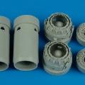 Accessory for plastic models - Panavia Tornado exhaust nozzles
