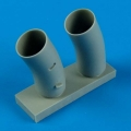 Accessory for plastic models - Seahawk exhaust nozzles
