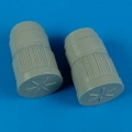 Accessory for plastic models - MiG-29 Fulcrum correct exhaust nozzles type B
